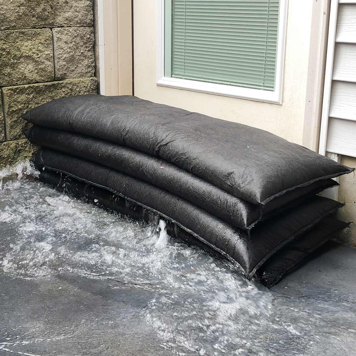 Flood Bags Water Activated Sandless